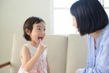 乳歯の虫歯は永久歯にとても影響をあたえます