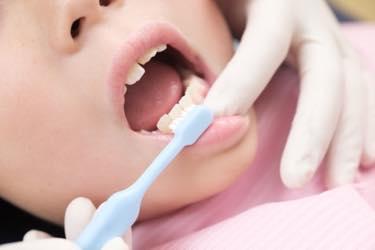 お子さんの歯を虫歯菌から守るために