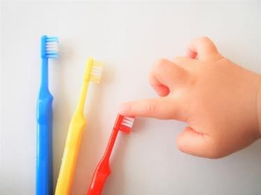 子どもの歯みがき教室